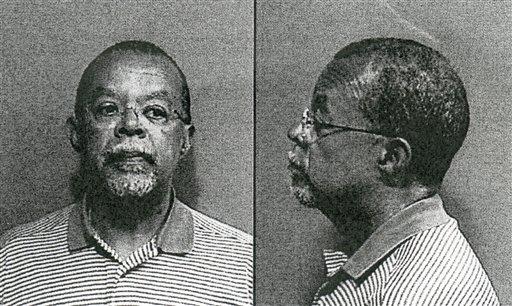 Skip Gates's prison mug shot