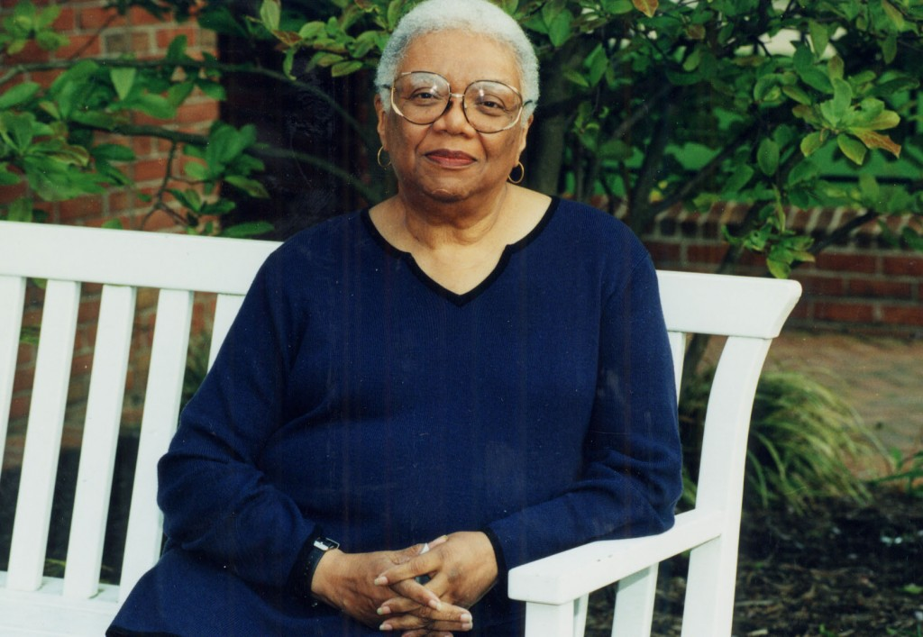 Lucille Clifton at St. Mary's College of Maryland