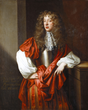 John Wilmot the host