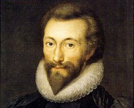 john donne death be not proud Death, be not proud, though some have called thee.