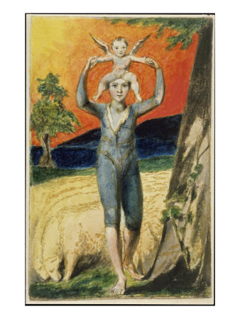themes of innocence in the works of william blake