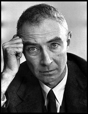 julius robert oppenheimer and the atomic Jump to specific chapter using table of contents below or just listen to the full article julius robert oppenheimer (april 22, 1904 – february 18, 1967) was.