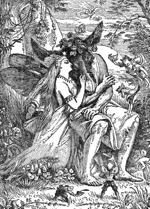 The Bards Defense Of Midsummer Marriage