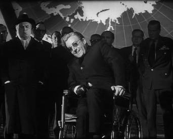 Peter Sellers as Dr. Strangelove