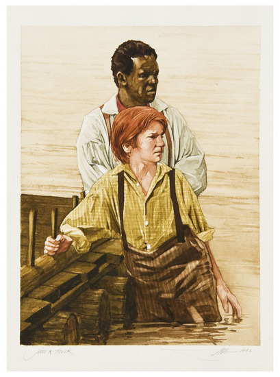 huckleberry finn influences on huck On this day in history, twain publishes the adventures of huckleberry finn on feb 18, 1885 learn more about what happened today on history.