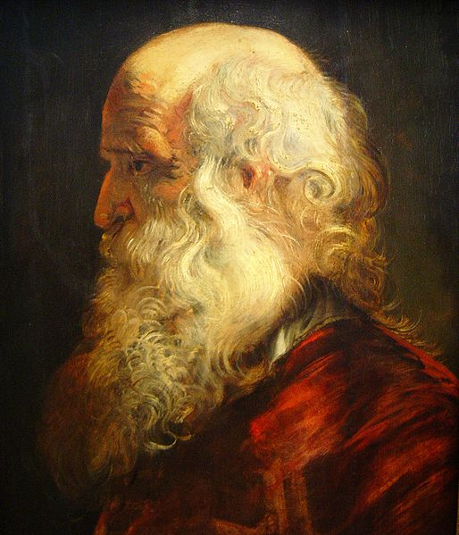 Peter Paul Rubens, Old Man