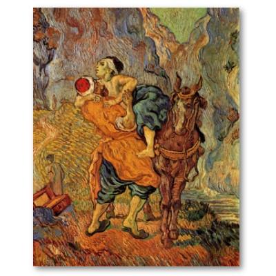 Vincent Van Gogh, The Good Samaritan