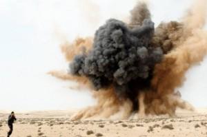 Libyan bomb