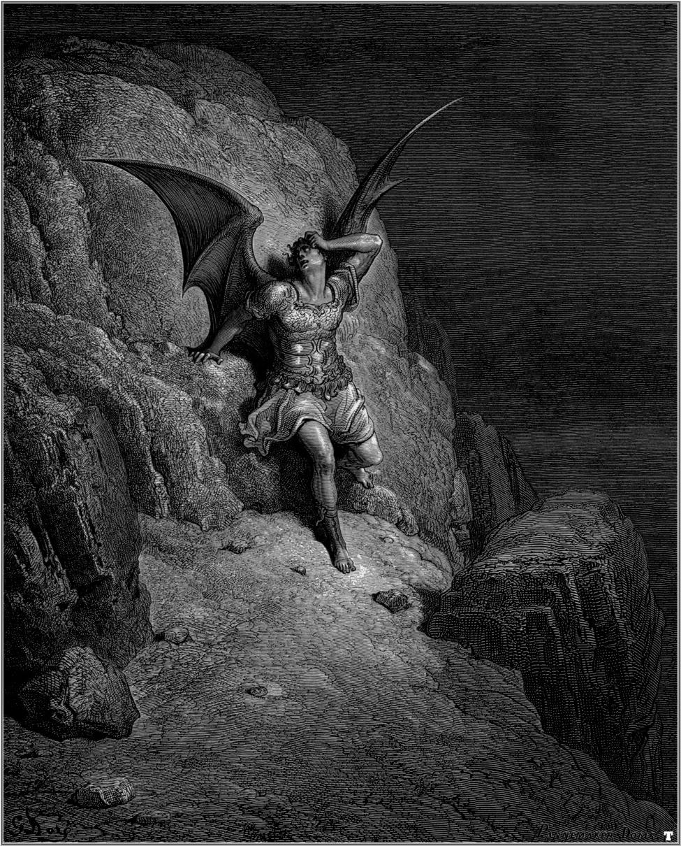 satan in paradise lost Satan is no hero in paradise lost there have been many different interpretations of john milton's epic, paradise lost milton's purpose in writing the epic was to.