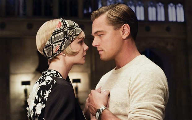"""in """"The Great Gatsby"""