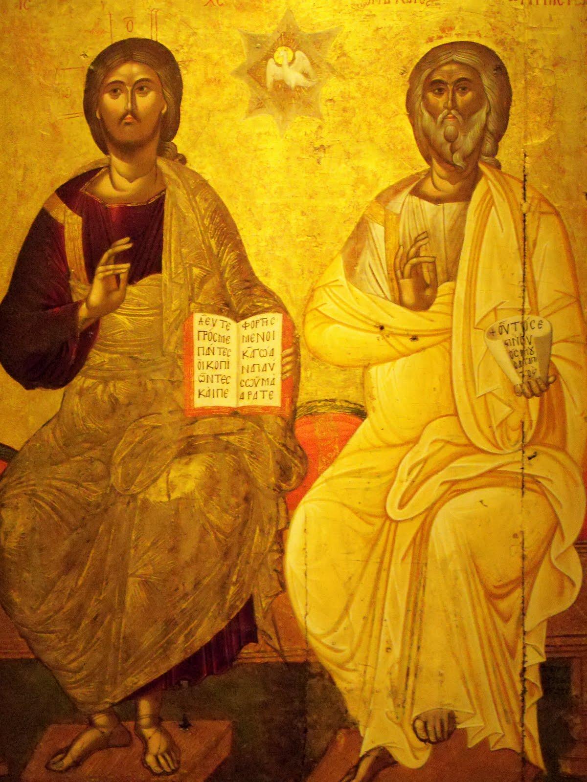 "Thomas Barthas, ""Icon of the Holy Trinity"" (16th Century)"