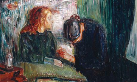 "Edvard Munch, ""The Sick Child"""