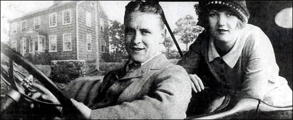 Scott and Zelda Fitzgerald