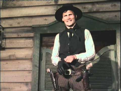 "Jack Palance in ""Shane"""