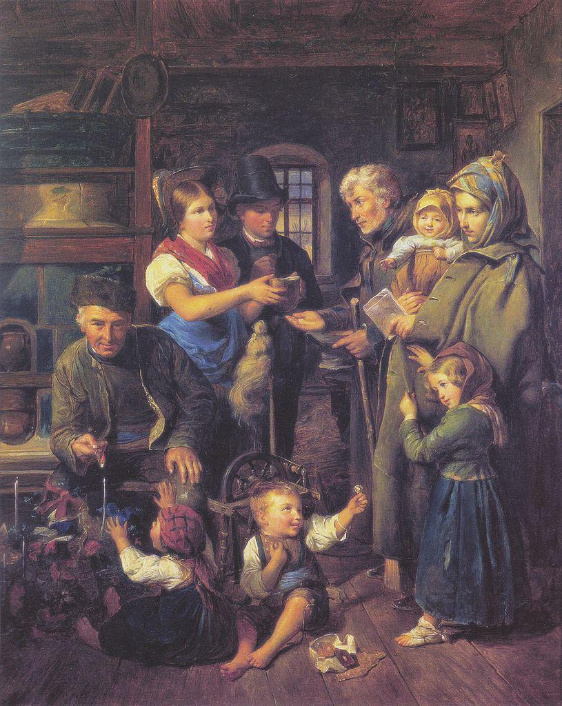 Ferdinand Georg Waldmüller (1834)