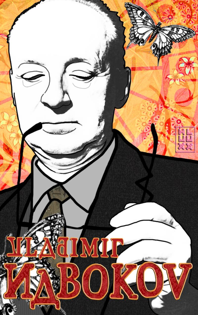 Image result for vladimir nabokov painting