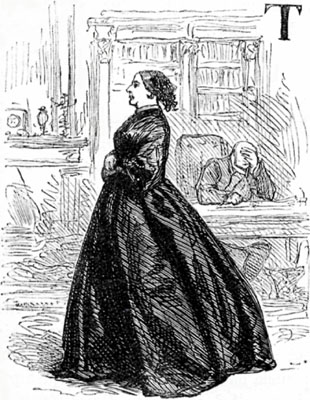Mrs. Proudie, the bishop's wife