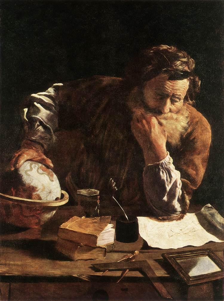 """Domenico Fetti, """"Portrait of a Scholar"""""""