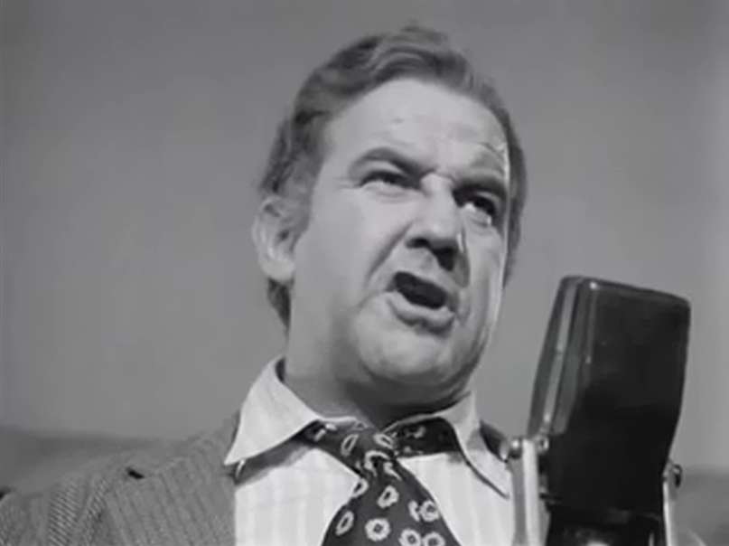 "Broderick Crawford in ""All the King's Men"""