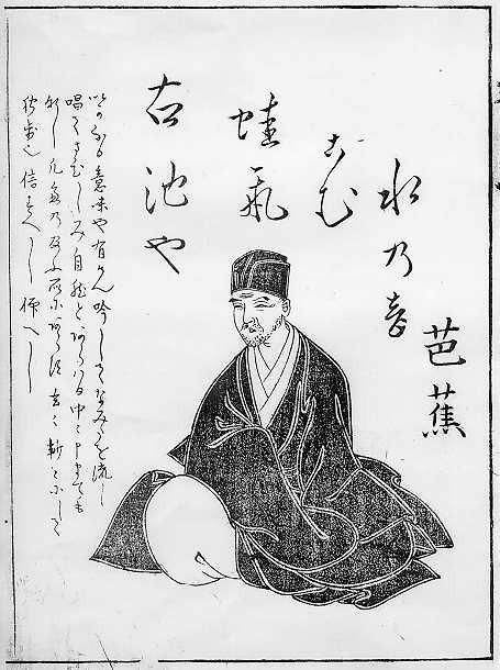 Matsuo Basho, great haiku poet