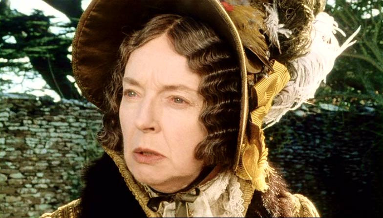 Barbara Leigh Hunt as Lady Catherine de Bourgh