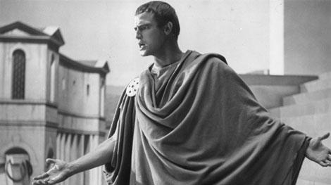 Mark antony julius caesar