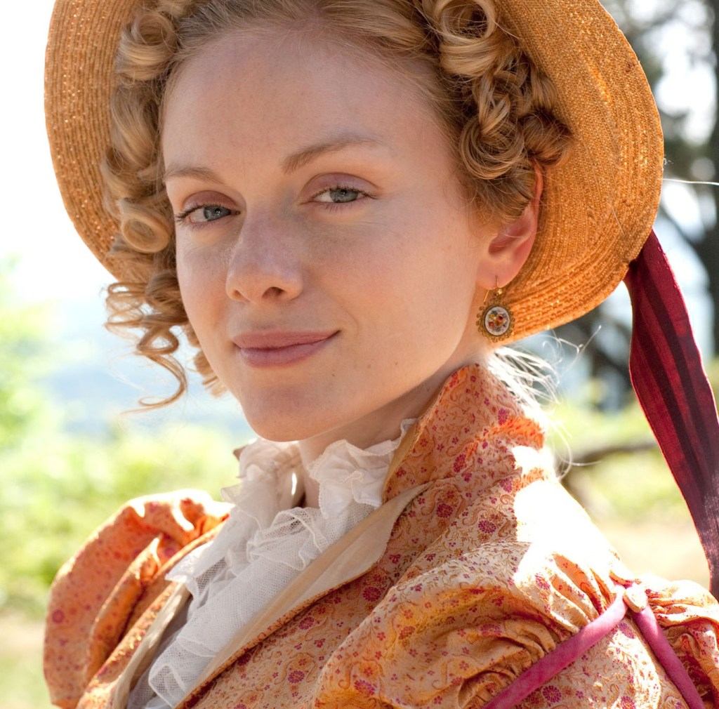 Christina Cole as Mrs. Elton