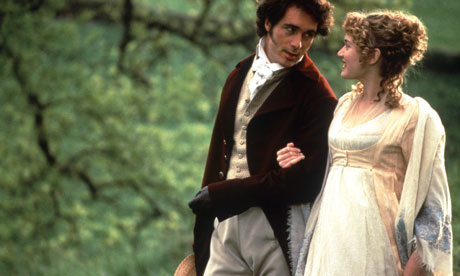 """Wise and Winslet in """"Sense and Sensibility"""""""