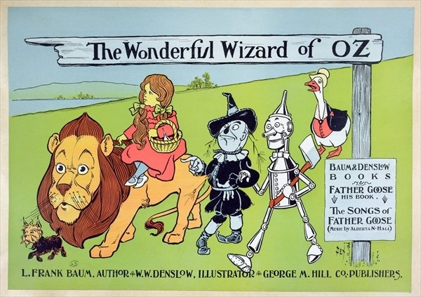 wizard of oz parable on populism