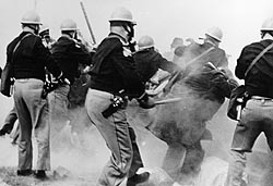 Selma's Bloody Sunday, March 7, 1965