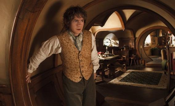 """Freeman in """"The Hobbit"""""""
