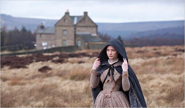Wasikowska as Jane Eyre