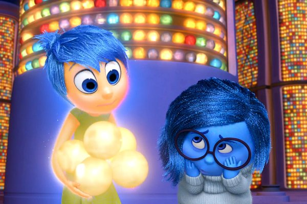 "Joy and Sadness in ""Inside Out"""