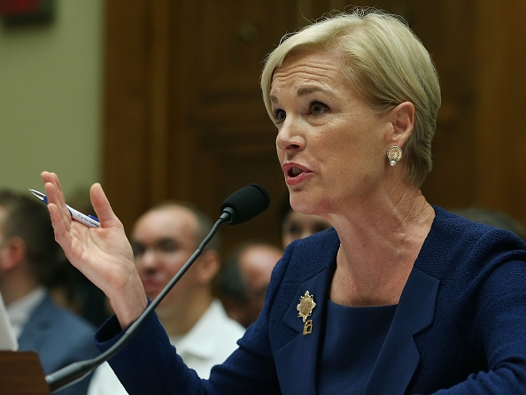 Planned Parenthood's Cecile Richards testifies before Congress