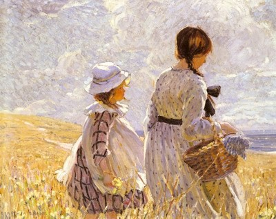 "Dorothea Sharp, ""A Summer's Day"""