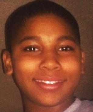 12-year-old Tamir Rice