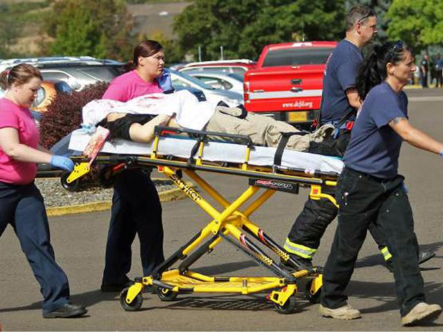 Umpqua College shooting victim