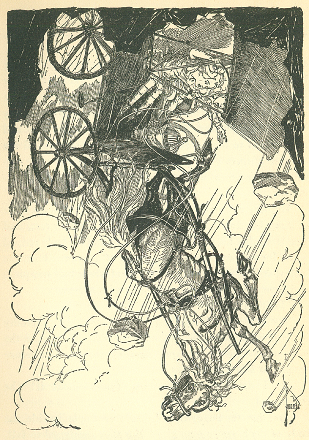 "John R. Neill, illus. from ""Dorothy and the Wizard in Oz"""