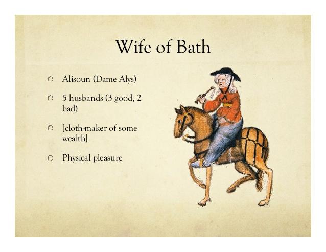 wife of bath summary - 638×493