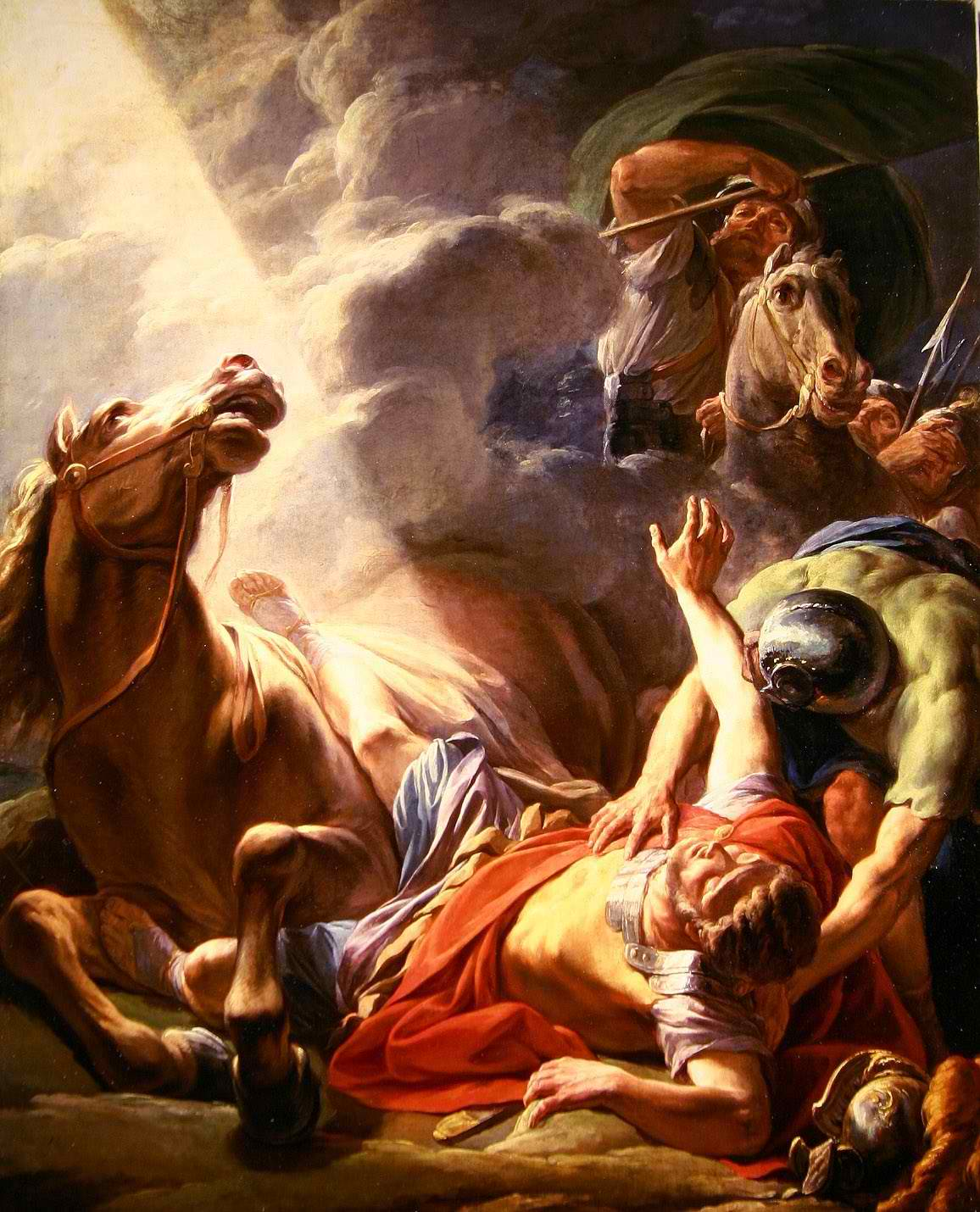 "Lepicie, ""Conversion of St. Paul"""
