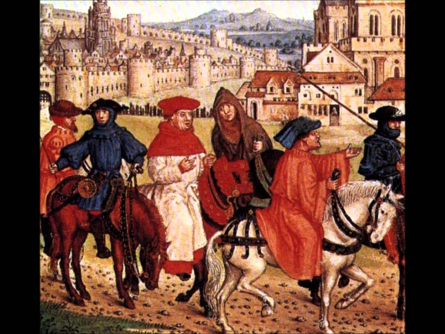 an analysis of geoffrey chaucers prologue to the canterbury tales Character analysis of the prioress in the canterbury tales by geoffrey chaucer  character analysis, geoffrey chaucer, the canterbury tales not sure what i'd do.