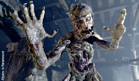 """Grendel from the 2007 film version of """"Beowulf"""""""