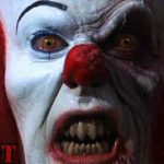 Pennywise, the clown in IT
