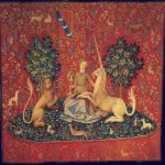 Unicorn tapestry, Cluny Museum
