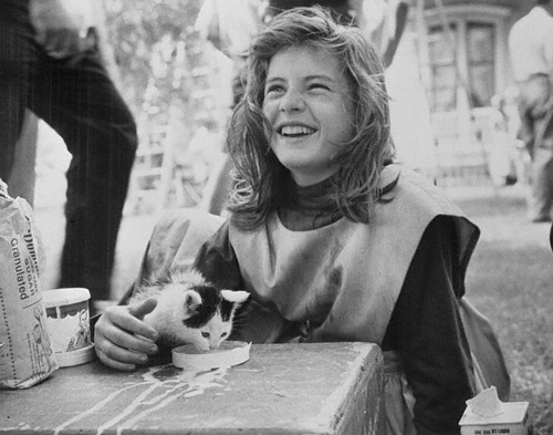 "Patty Duke in ""The Miracle Worker"""