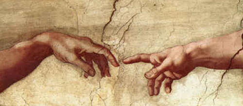 michelangelo-%22creation-of-adam%22-detail