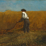 "Winslow Homer, ""The Veteran in a New Field"""