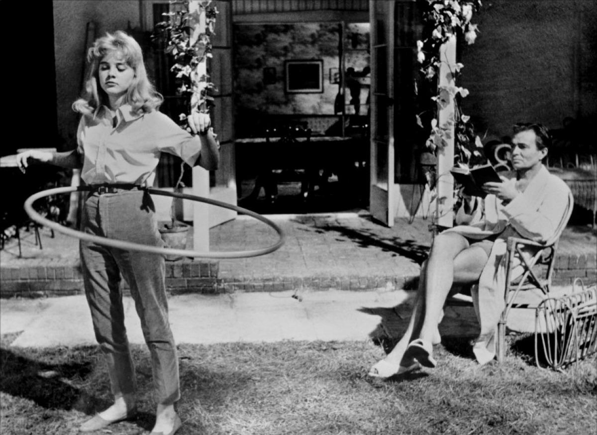 """Lyon and Mason in Kubrick's """"Lolita"""""""