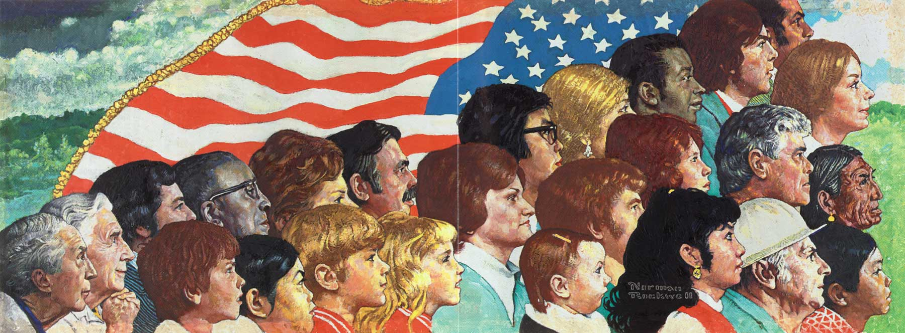 Norman Rockwell's World... An American Dream (1972)
