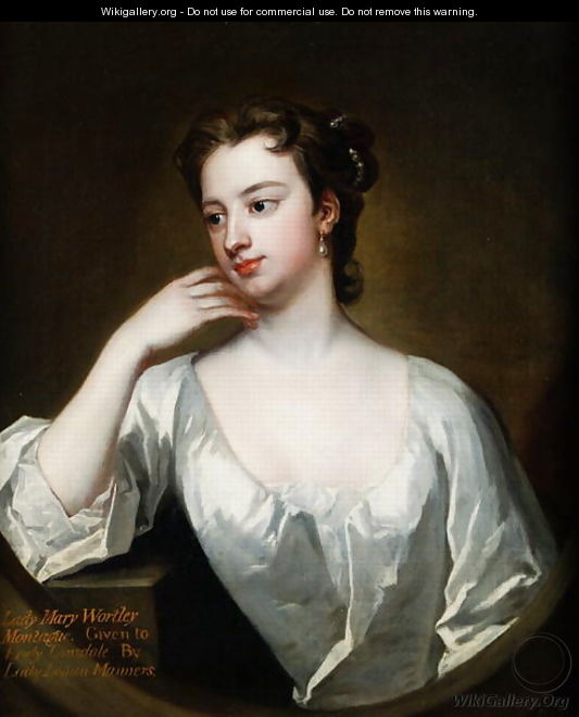 lady mary wortley montagu essay In the essay written by lady mary wortley montagu to her daughter, lady  montagu advocates her personal believes on her granddaughter should be  educated.